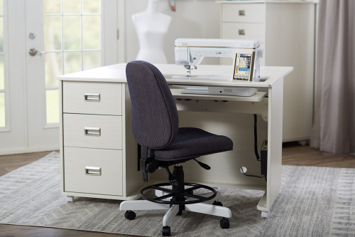 Koala Studios Artistry Drawer Center Sewing Table